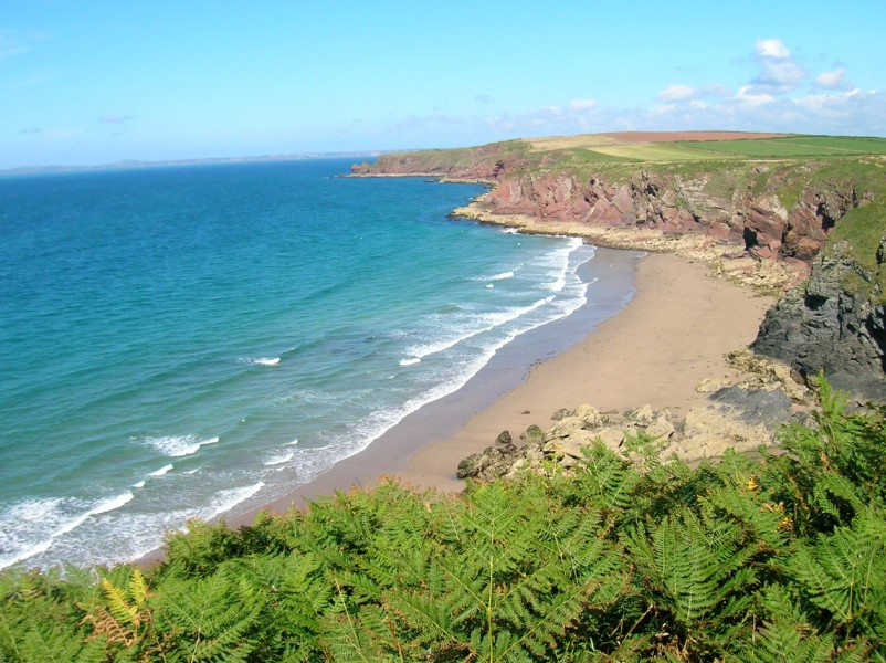 Pembrokeshire Coastal Path - Marloes