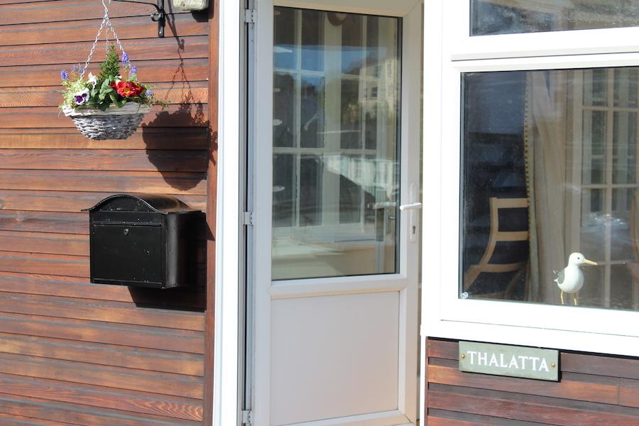 Thalatta Front Door